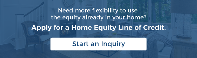 Start a Home Equity Line of Credit with Chelsea State Bank