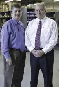 Michael A. Hamzey and Michael K. Hamzey