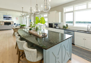 Remodeled Kitchen for Home Equity Line of Credit