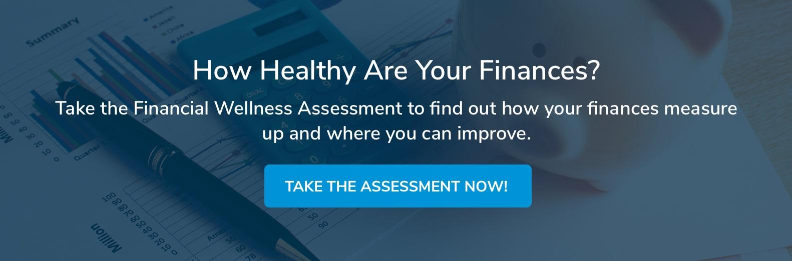 financial wellness assessment