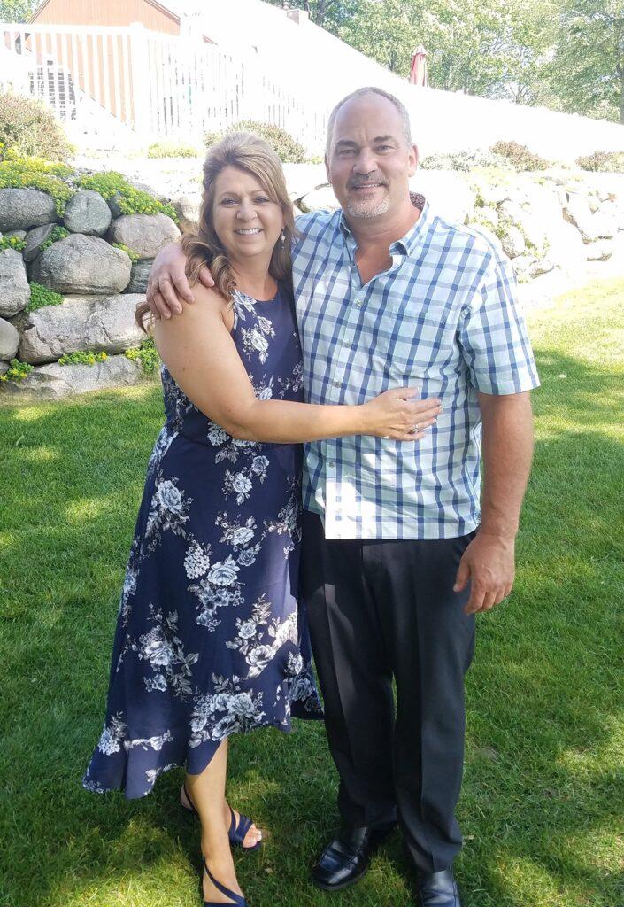 Tina & Husband