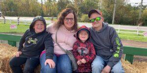 Dawn Vann & Family