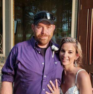 Emmalee and husband chris